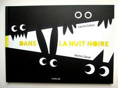 Hector dexet illustration Portfolio : - Dans la nuit noire