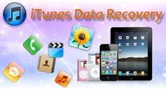 http://www.any-data-recovery.com/product/itunes-data-recovery.htm   You can recover data from iPhone, iPad and iPod easily by using iTunes data recovery software. It is not necessary to have your iPad, iPhone or iPod connected to the computer to recover data because it simply finds the iTunes backup of your previously synced iOS devices and extracts it in a few mouse clicks.