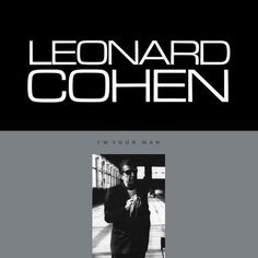 Leonard Cohen I'm Your Man Vinyl LP