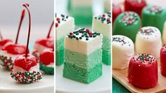 Easy homemade candies are a Christmas treat youll definitely want to make this year.