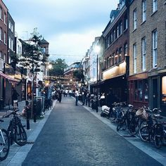 EXMOUTH MARKET // One of my fave little streets in London. Full of food drink and happy memories