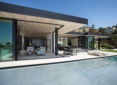 Hollywood Hills contemporary. #contemporarydesign #lmidinc