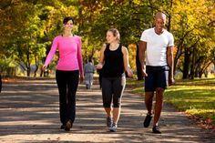 Dicas para você começar a caminhar e sair do sedentarismo