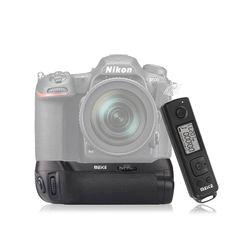 >> Click to Buy << meike Vertical Battery Grip hand pack 2.4G Wireless Remote Control for Nikon d500 EN-EL15 DSLR camera MB-D17 #Affiliate