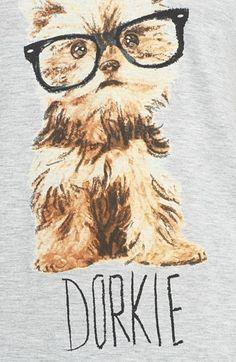 Dorkie shirt