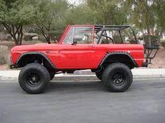 Resultado de imagen para camioneta ford bronco1966