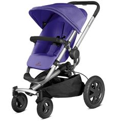 QUINNY Buzz Xtra Purple pace Model 2014