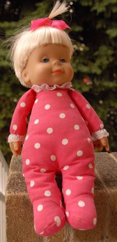 1984 TALKING MATTEL CLASSIC COLLECTION DROWSY DOLL in Dolls & Bears, Dolls, By Brand, Company, Character | eBay