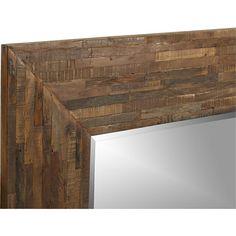 Seguro Wall Mirror | Crate and Barrel