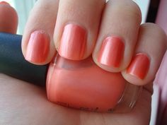 melon of troy is my favorite spring/summer opi shade... great with tanned skin.