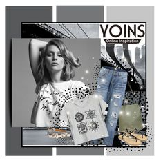 """""""YOINS-2"""" by b-mila ❤ liked on Polyvore featuring 1Wall and Nivea"""