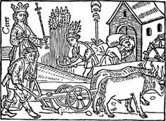 Medieval Music on Ukulele - La Rotta Ancient Indian History, Medieval Peasant, Medieval Music, 14th Century, Printable Coloring Pages, Ukulele, Guitar Tabs, Middle Ages, Folk Art