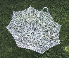 White crochet Lace Umbrella for special day, Wedding White elegant lace Parasol, White lace beach Umbrella, Photo session accessory
