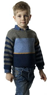 """Classic Scandinavian Design from Lillestrik by Lene Randorff """"Classic Scandinavian Design from Lillestrik by Lene Randorff"""", """"Pinning this for the smile Knitted Baby Cardigan, Knit Baby Sweaters, Baby Pullover, Boys Sweaters, Baby Boy Knitting Patterns, Knitting For Kids, Baby Knitting Patterns, Knitting Designs, Pulls"""