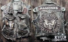 Kylla Custom Rock Vest!!