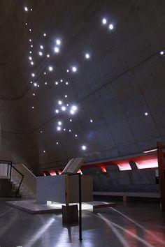 Le Corbusier, Saint-Pierre, Firminy