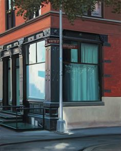 Stephen Magsig - Cortlandt Alley East White Street