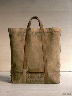 1BUSHEL COAL BAG : UTO Products