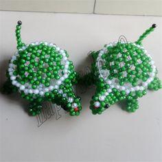 Beads Turtle Toy Beadwork for kids Children's room/home/desk decor