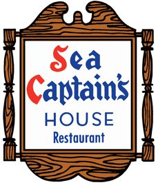 Sea Captains House. Great place to eat in Myrtle Beach!