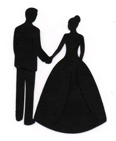 love silhouette white and black, find more Love Pictures on LoveIMGs. LoveIMGs is a free Images Pinboard for people to share love images. Silhouette Cameo, Bride And Groom Silhouette, Couple Silhouette, Wedding Silhouette, Silhouette Images, Silhouette Design, Black Love Pictures, Couple Clipart, Pop Up Karten