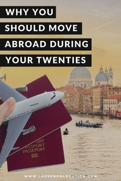 10 Advantages of Living Abroad in your Twenties - lauren on location Travel Essentials, Travel Tips, Travelling Tips, Travel Stuff, Becoming A Better You, Moving Overseas, Packing To Move, Work Abroad, Travel Abroad