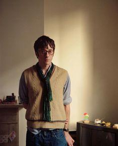 Graham Coxon photographed by  Eva Vermandel.