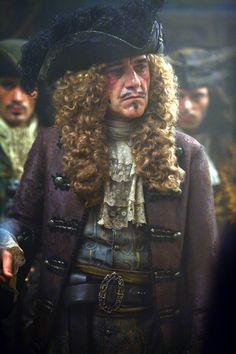 Father of Benjamin Larp, Hector Barbossa, Elizabeth Swann, Pirate Hats, Pirate Theme, Walking The Plank, Port Royal, Royal Marines, Davy Jones