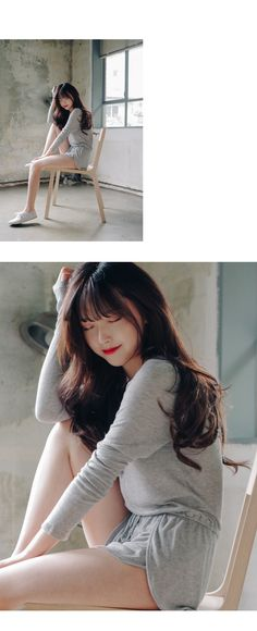 desenhei Woman Jackets and Blazers julia roberts pretty woman red jacket Ulzzang Fashion, Ulzzang Girl, Asian Fashion, Girl Fashion, Cute Korean, Korean Girl, Korean Beauty, Asian Beauty, Asian Woman