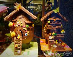 Huevos de Pascua super gigantes. Para los más golosos!!