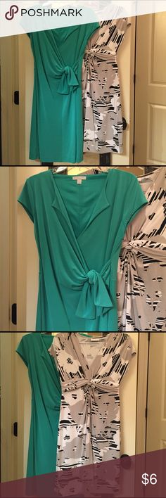 New York & Co Dresses size small Price is for both dresses New York & Company Dresses Midi