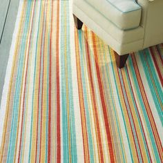 Company C Just Beachy Indoor/Outdoor Area Rug - Outdoor Rugs at Hayneedle