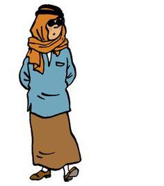 Les Aventures de Tintin - Tintin au pays de l'or noir