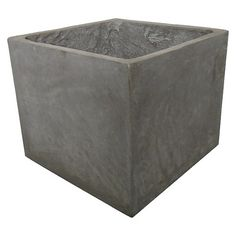 Threshold™ Stone Planter - Square