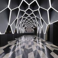 Bar Design: Roxy/Josefine Club by Fred Mafra