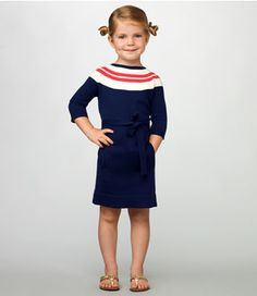 Coco Sweaterdress $68. i think this looks like me when i was little. weird.