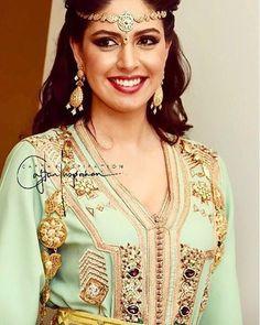 I'm obsessed with this bride Masha'Allah ❤️✨ @selmasenaoui…