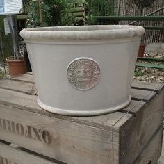 Kew Pot Glazed Planter 31.5 x 20
