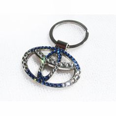 Check out this item in my Etsy shop https://www.etsy.com/listing/228006718/bling-toyota-keychain-with-crystals