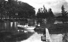 Makee Island in Kapiolani Park (where the zoo is today).