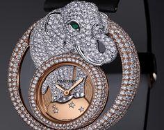 Cartier Cirque Animalier Elephant motif Specs Pictures - Luxury ...
