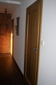 drzwi drewniane sosnowe Ronkowski Simple