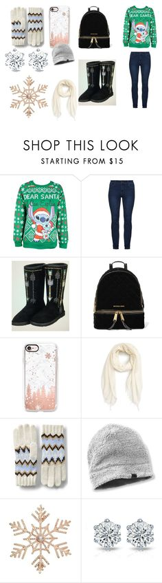 """winter outfit"" by raven-536 ❤ liked on Polyvore featuring Disney, Montana West, MICHAEL Michael Kors, Casetify, Nordstrom, Lands' End, L.L.Bean and John Lewis"