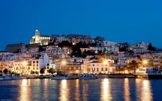One day I will take my dream trip to Ibiza.-I can cross this off my check list of things to do!-M