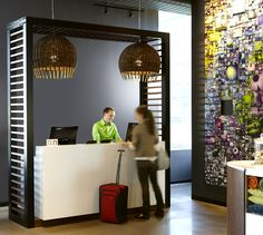 LEMAYMICHAUD   ALT   Halifax   Architecture   Design   Hospitality   Hotel   Lobby   Reception   Mural Architecture Design, Lobby Reception, Toronto, Hotel Lobby, Hospitality, Furniture, Commercial, Home Decor, Store