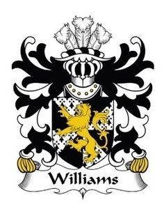 Williams family crest
