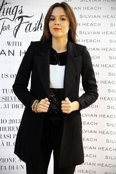 silvian heach christmas tour 2012 with irene's closet fashion blogger www.ireneccloset.com