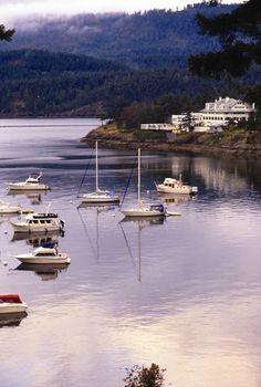 Rosario Resort (Moran Mansion), Orcas Island Washington