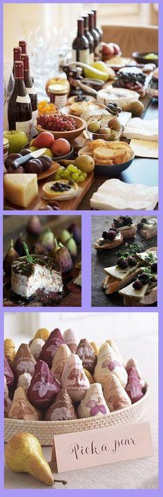 Wine Cheese, Blackberries, Figs, Pears, Street Food, Table Settings, Honey, Table Decorations, Dinner
