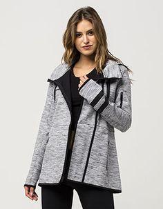 HURLEY Phantom Winchester Womens Jacket Grey